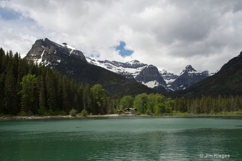 International Border Crossing at Waterton Lake - ID: 13711671 © Jim Klages