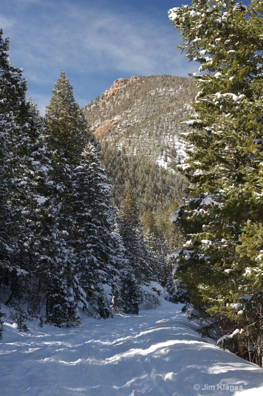 Vista Along Gold Camp Road - ID: 13720167 © Jim Klages