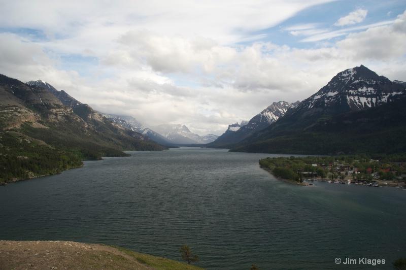 Upper Waterton Lake - ID: 13720172 © Jim Klages