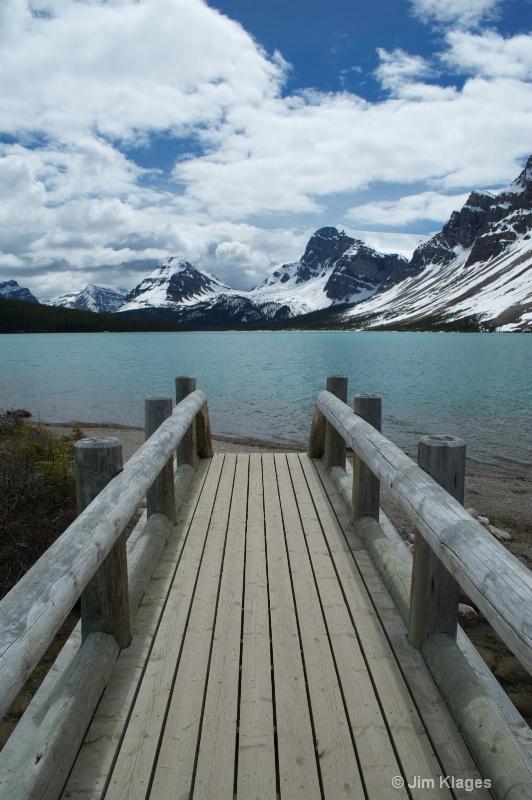 Bow Lake - ID: 13742603 © Jim Klages