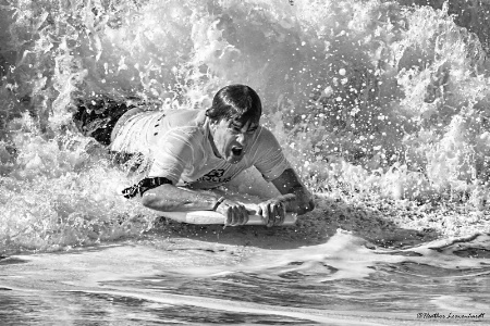 Photography Contest Grand Prize Winner - October 2014: Boogie Boardin'