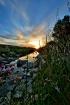Small Creek Sunse...