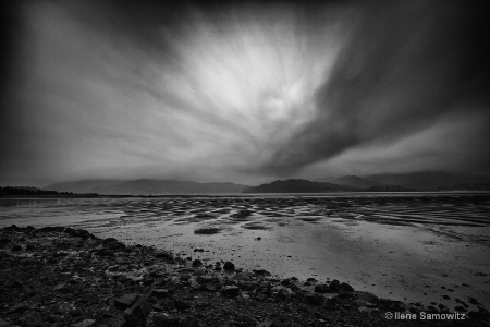 Tillamook Bay Storm Clouds 2