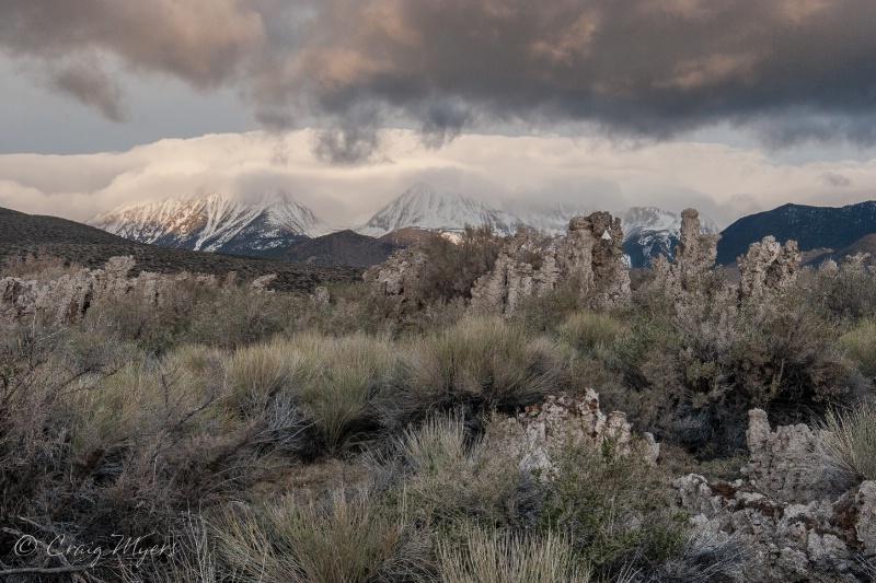 Stormfront-E. Sierra - ID: 13793913 © Craig W. Myers