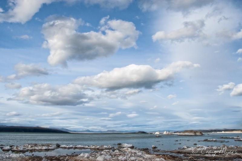 Spring Skies-Mono Lake - ID: 13793921 © Craig W. Myers