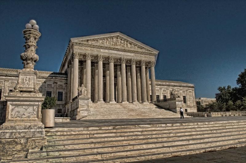 United States Supreme Court in Washington D.C