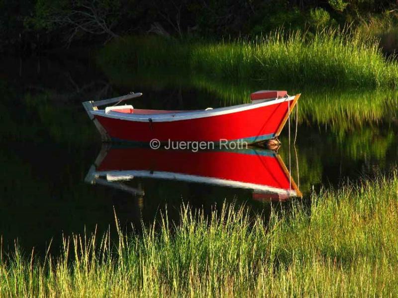 Cape Cod Solitude - ID: 13801985 © Juergen Roth