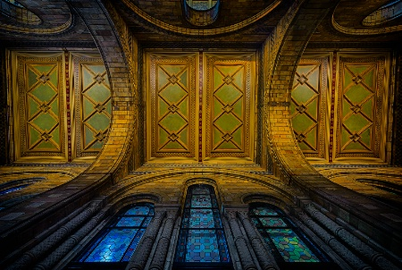 A London Ceiling