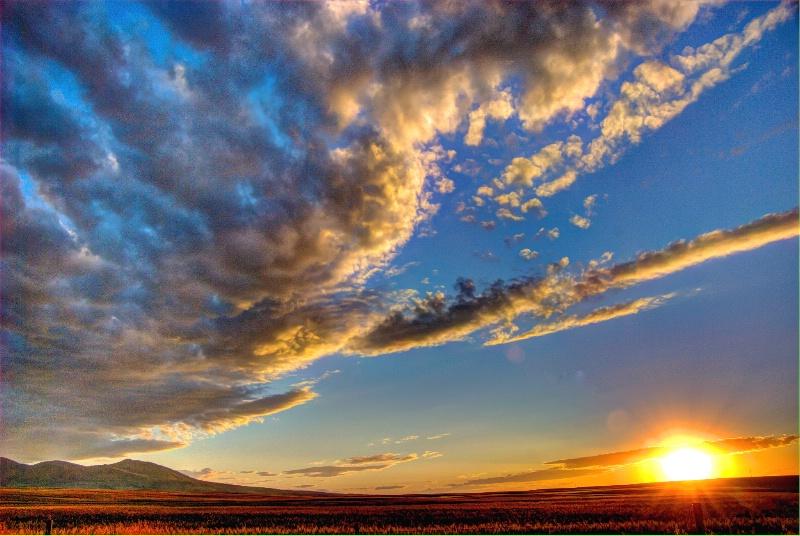 """""""Sweet Grass Hills - Montana"""