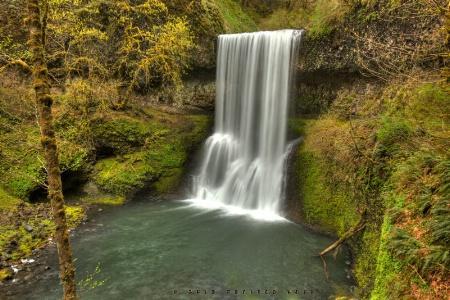 South Falls - Silver Falls