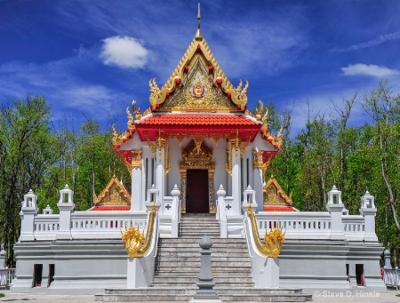 Welcome, To The Palace Of Buddha!