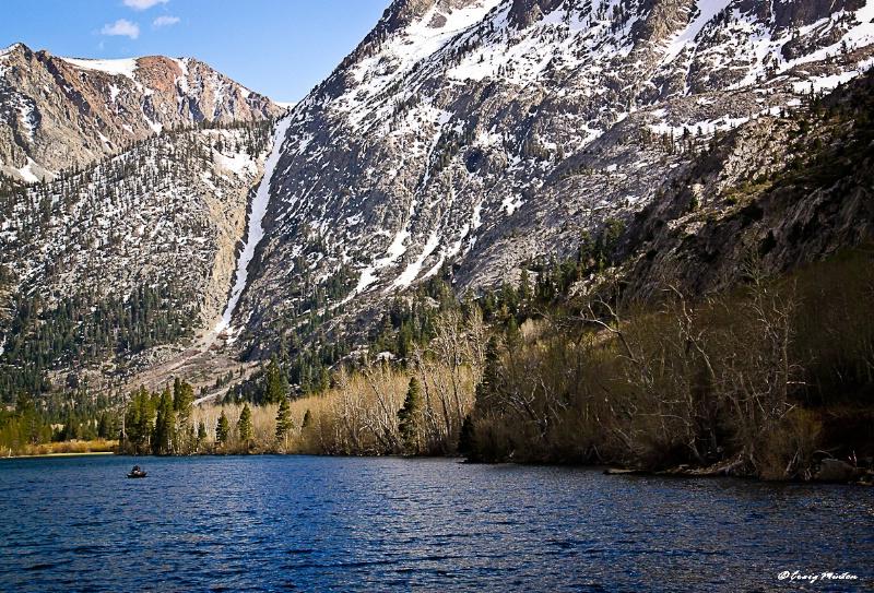 Opening Day, Eastern Sierras