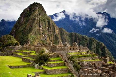 Magical Place (Machu Picchu)