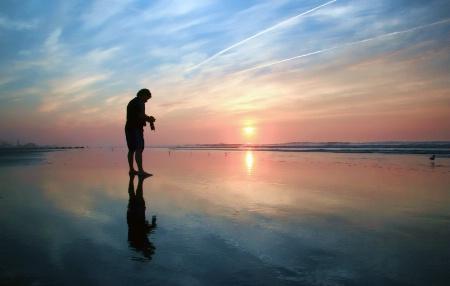 A Photographer's Sunrise