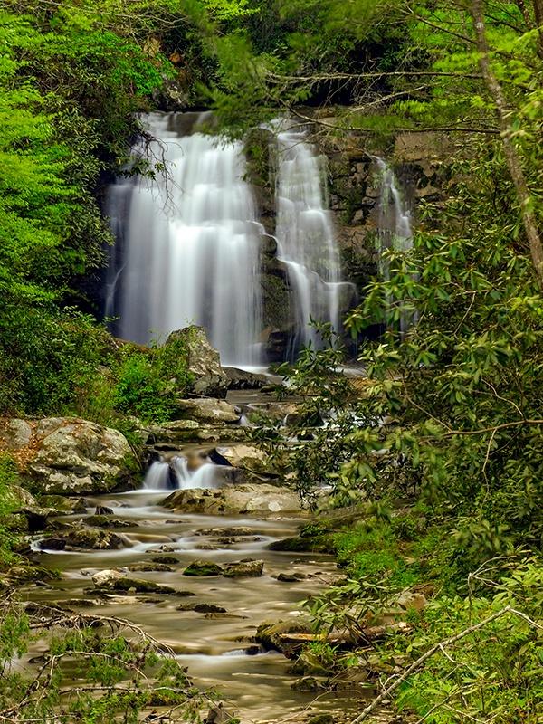 Meigs Falls - ID: 13896163 © Philip B. Ludwig