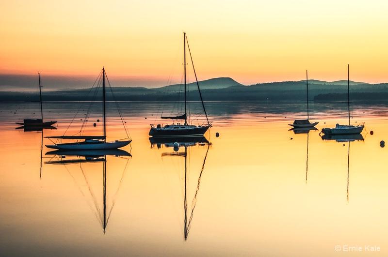 Sullivan Harbor Sunrise