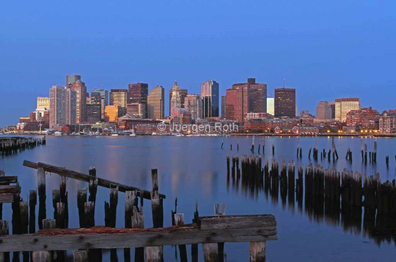 Welcome to Boston - ID: 13920736 © Juergen Roth