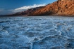 Badwater sunset