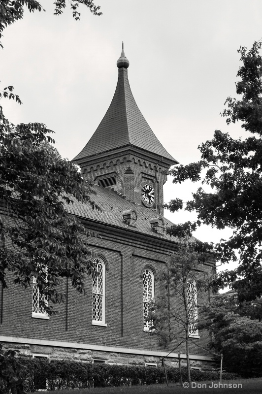 Lee Chapel #2 - ID: 13951103 © Don Johnson