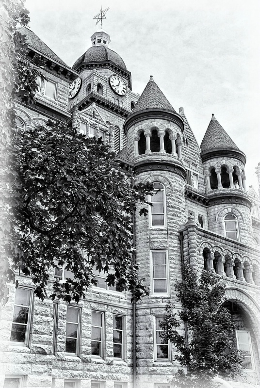 City Hall - ID: 13953898 © JudyAnn Rector