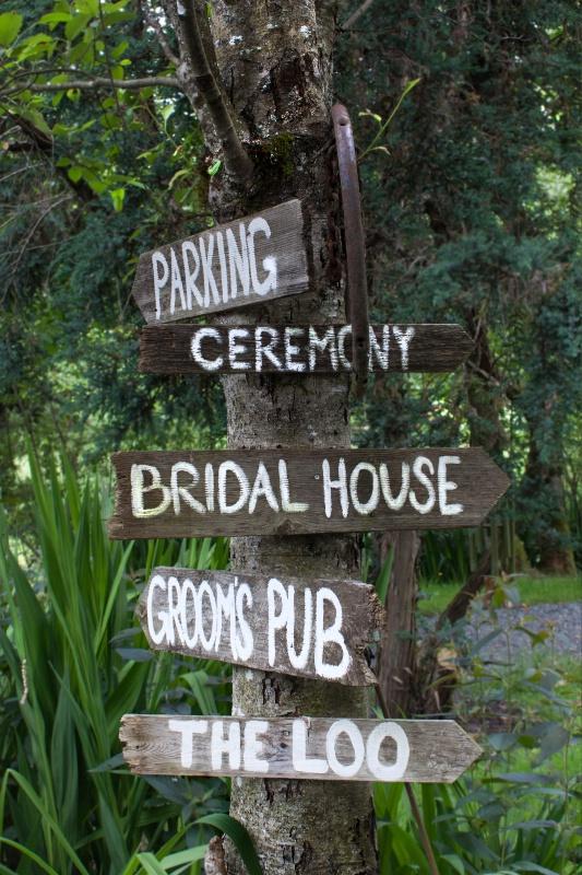 Ceremony Signpost - ID: 13981670 © Theresa Beehler