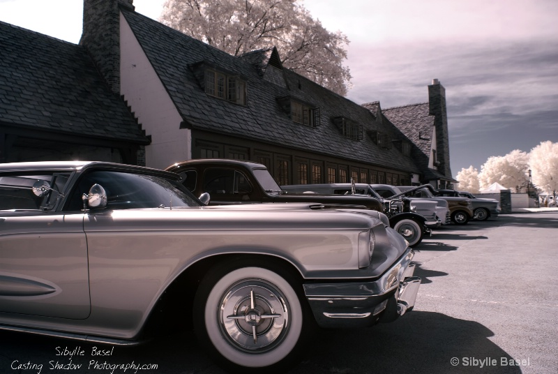 Cars of yesteryear - ID: 14008746 © Sibylle Basel
