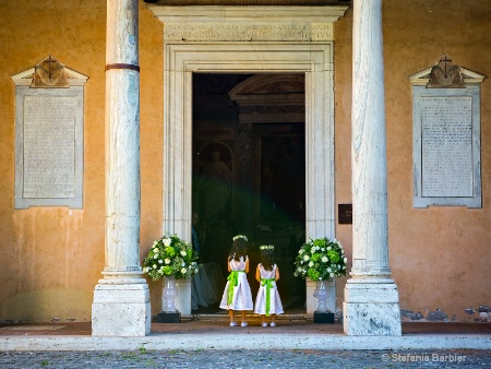 Photography Contest Grand Prize Winner - July 2013: maids of honor