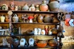 shelf in the kitc...