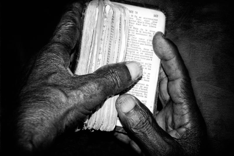 Faith-Filled Hands - ID: 14026917 © Bill Currier