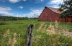 Barn at Sand Cree...