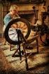 Spinning Spinster