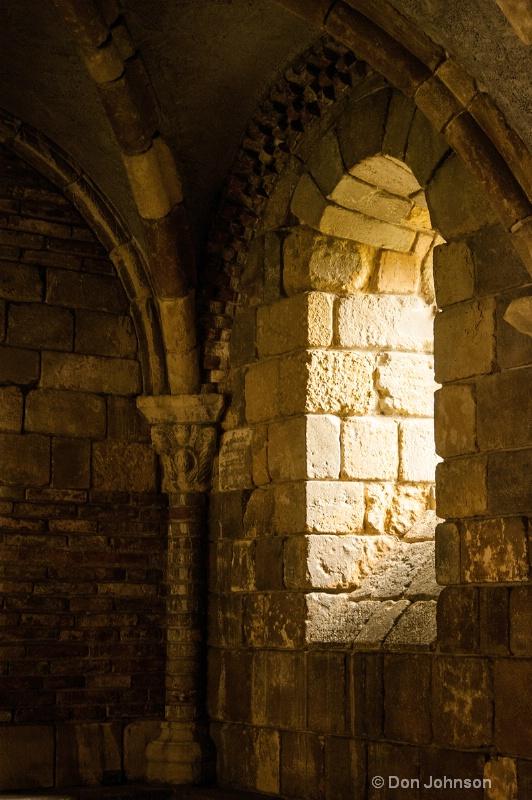 Window of Cloister - ID: 14106255 © Don Johnson