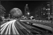 SuperMoon Over th...