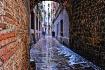 A street in Barce...