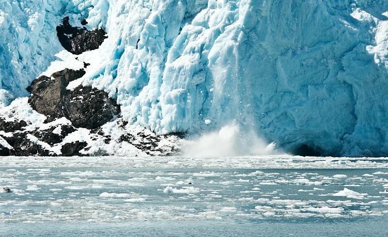 Calving Glacier - ID: 14268265 © William S. Briggs