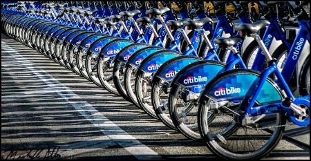 City Bikes (cropped)
