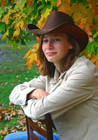 Cowgirl Mary