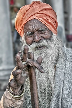 INDIA6153/ Portrait