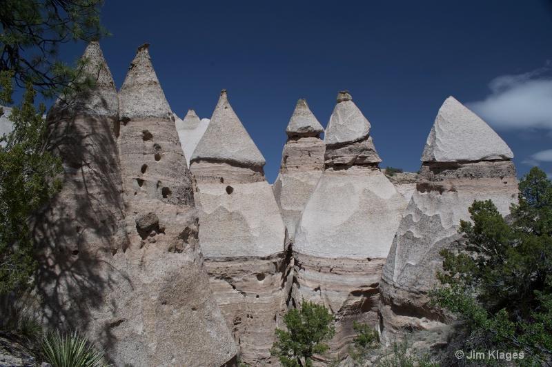 Tent Rock Formation - ID: 14352538 © Jim Klages