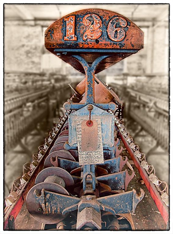 Station 126, Silk Mill - Lonaconing, MD  - ID: 14381225 © Martin L. Heavner