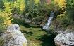 Falls at Castor