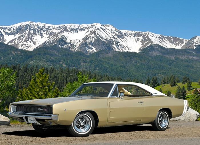 1968 Dodge Charger - ID: 14399023 © David P. Gaudin