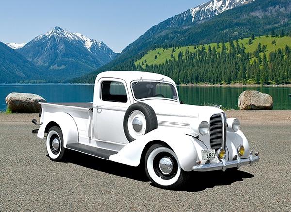 1938 Dodge Pickup Truck - ID: 14399052 © David P. Gaudin