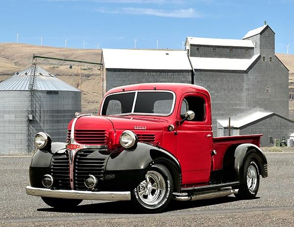 1945 Dodge Pickup Truck - ID: 14399058 © David P. Gaudin