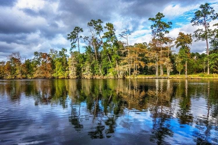 On the Calcasieu River - ID: 14408075 © Brenda W. LaFleur
