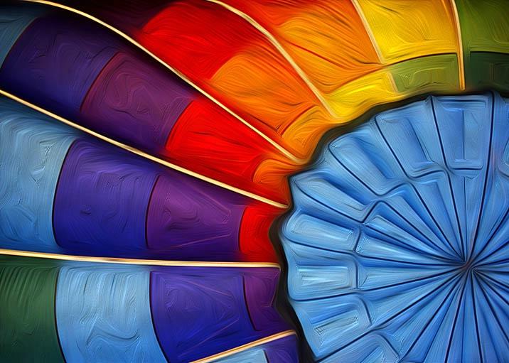 Balloon In Oil
