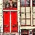 © John R. Grede PhotoID # 14426379: red door