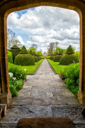 The Garden at Lytes Cary Manor