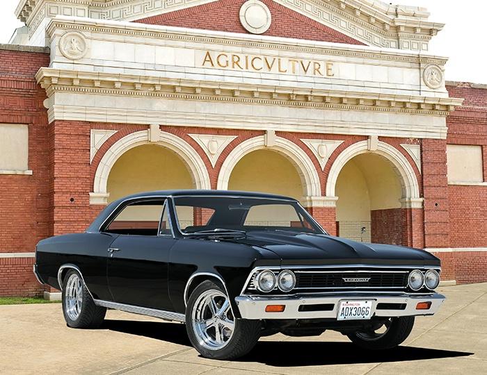 1966 Chevrolet Chevelle - ID: 14480542 © David P. Gaudin