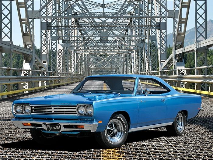 1969 Plymouth Road Runner - ID: 14480544 © David P. Gaudin